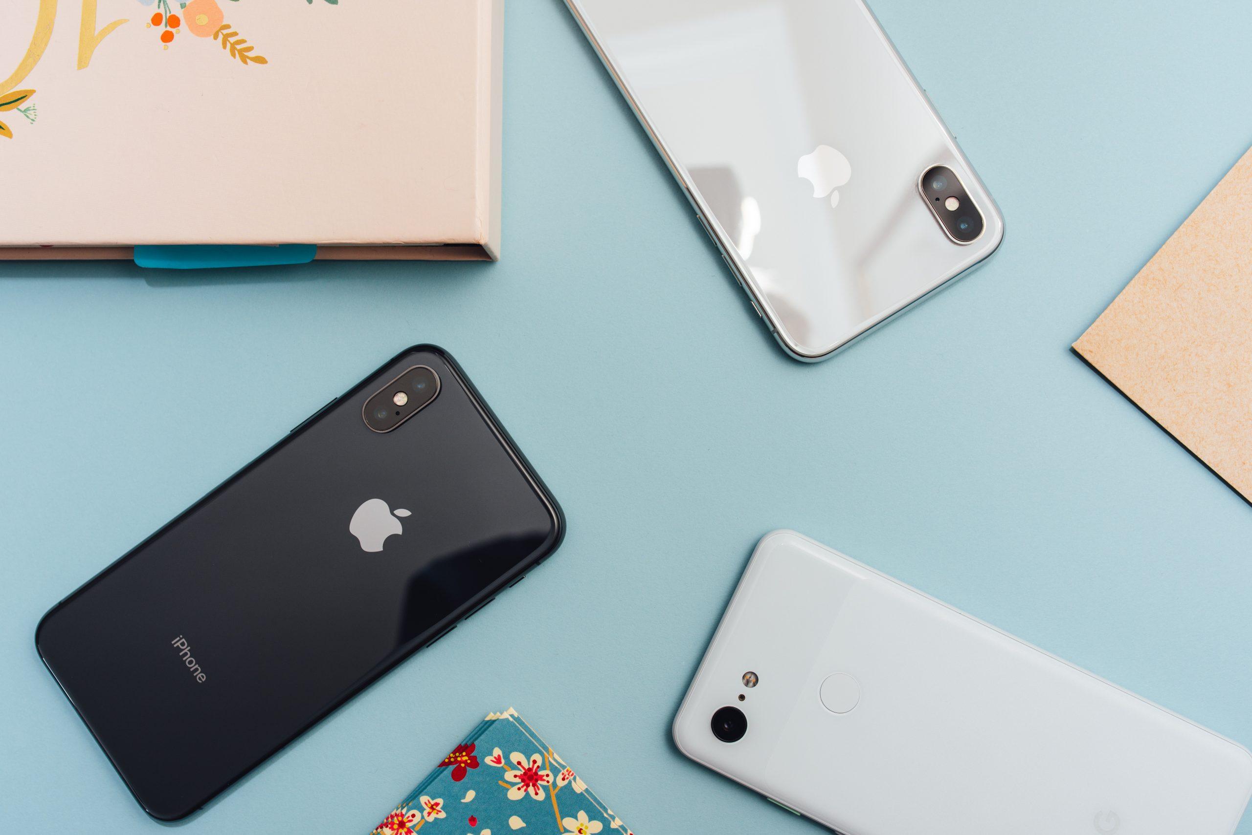 najlepsze telefony 2021